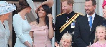 Меган Маркл нарушила королевский протокол на официальном дне рождения Елизаветы II