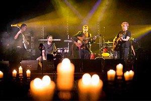 Гитариста английской рок-группы обезглавило в ДТП