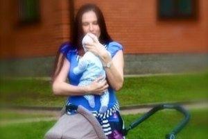 Эвелина Бледанс показала новорожденного сына