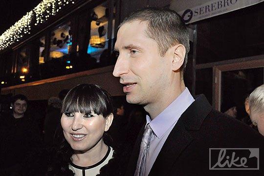 Денис Силантьев и его жена Инна Силантьева
