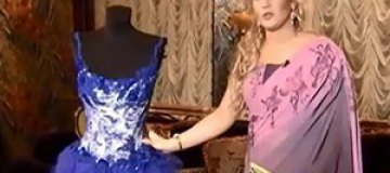 Камалия продает любимое платье для помощи бойцам АТО