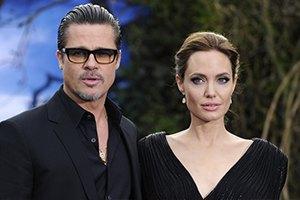 Джоли посадила Брэда Питта на строгую диету