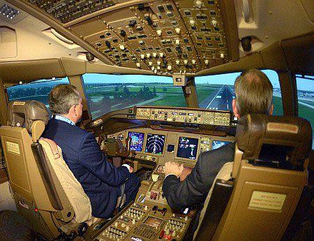 Борис Колесников совершил псевдо-полет над Майами