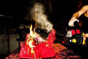 Дочь Клинта Иствуда сожгла сумочку за $100 тыс.