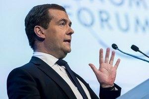 Медведев отказался от iPad из-за насмешек