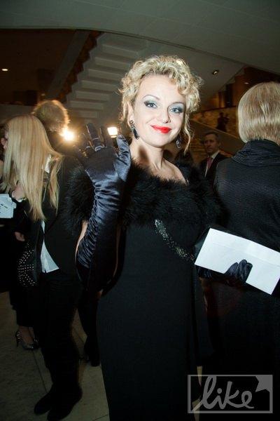 Актриса Ирма Витовская