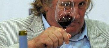 Депардье признался в употреблении 14 бутылок алкоголя в день