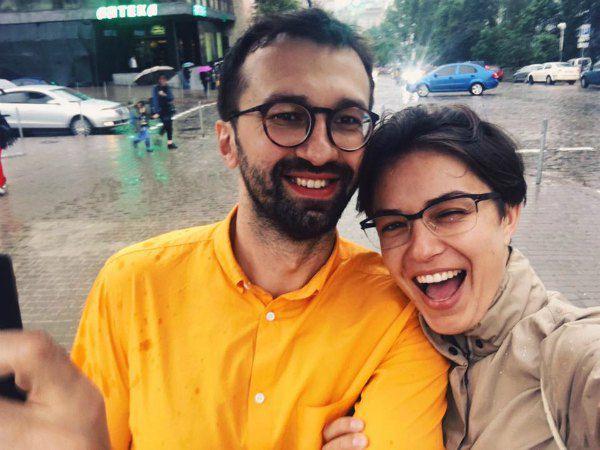 Сергей Лещенко и Анастасия Топольская встречаются уже несколько месяцев, а вчера нардеп объявил об этом официально