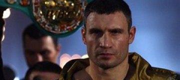 Виталий Кличко покидает спорт