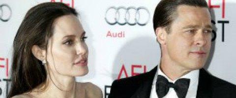 Брэд Питт предлагает Джоли половину состояния за опеку над детьми