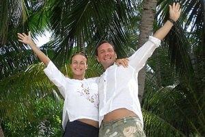 Снаткина показала фото из свадебного путешествия