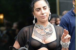 Леди Гага рассказала об изнасиловании