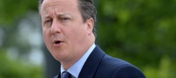 Дэвид Кэмерон запел перед отставкой
