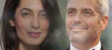 Джордж Клуни и Амаль Аламуддин назначили дату свадьбы