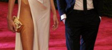 Модель Victoria's Secret забыла надеть трусики