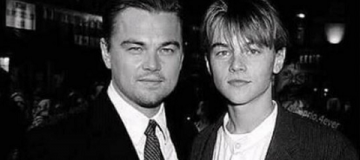 """Сеть взбудоражило фото Леонардо Ди Каприо со взрослым """"сыном"""""""