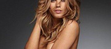 Белорусская топ-модель в рекламе Victoria's Secret