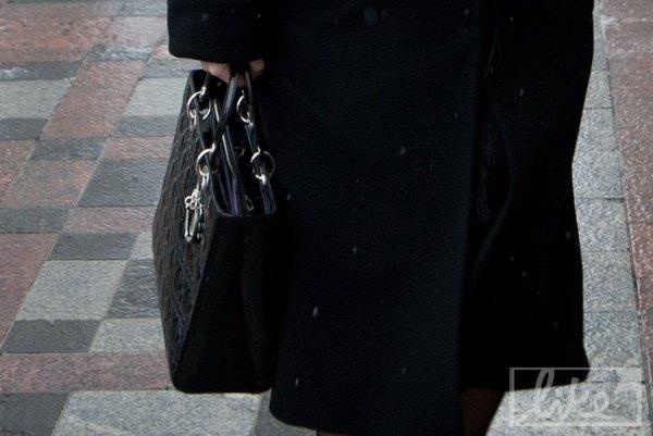 """Популярная сумка из серии """"Lady Dior"""""""