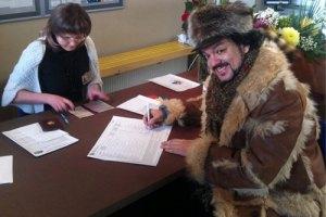 Киркоров проголосовал на Чукотке