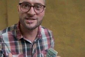 Иракли Пирцхалава публично разбил iPhone 6
