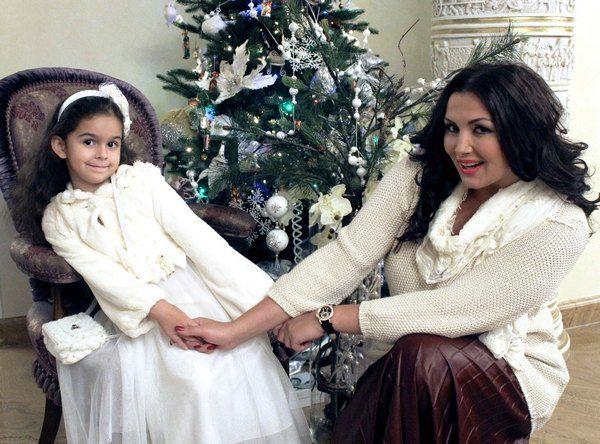 Gallina с дочкой Софией