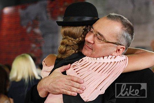 Катя Осадчая и Константин Меладзе