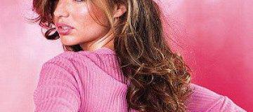 Миранда Керр в задорном розовом фотосете