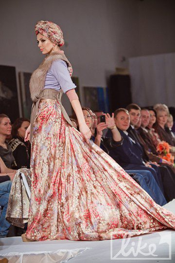Диана Дорожкина представила юбилейную коллекцию