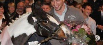 Кличко купил лошадь за €30 тыс.