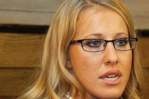 Ксения Собчак провела ночь в тюрьме