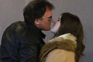 Квентин Тарантино закрутил роман с новой девушкой