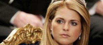 Шведская принцесса Мадлен обручилась