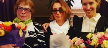 Осадчая, Джамала и Астафьева показали своих мам, а Слава и Ани Лорак уехали с мужьями отдыхать