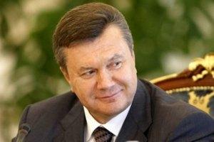 Гостей Януковича кормили устрицами и поили винами из Чили