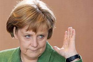 Меркель продает свой автомобиль за €10 тыс.