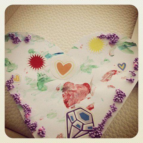 Валентинка для Лизы Ющенко