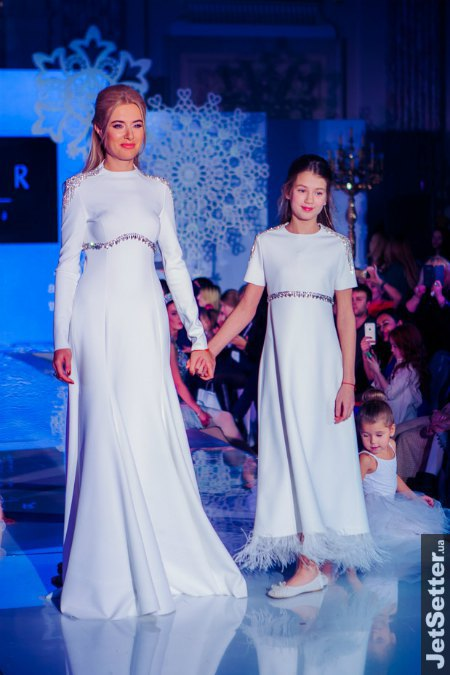 Ольга Горбачевой с дочкой Полиной