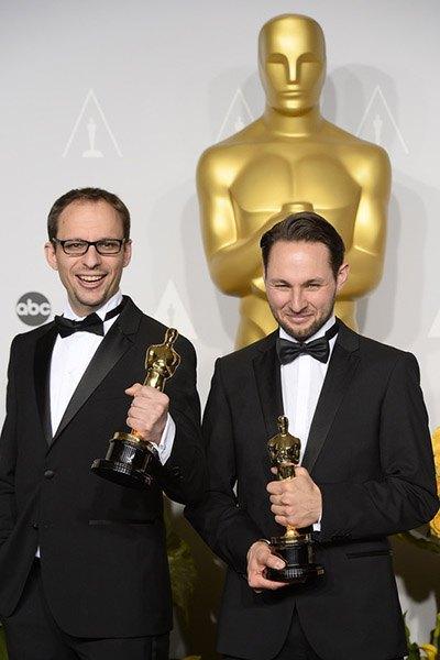 """Лорен Уитц и Александр Эспигарес получили Оскар за """"Господин Иллюминатор"""""""