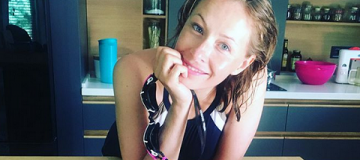 Елена Кравец отдала двойняшек в детский сад