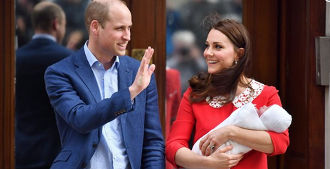 Стали известны дата и место крещения третьего ребенка принца Уильяма и Кейт Миддлтон