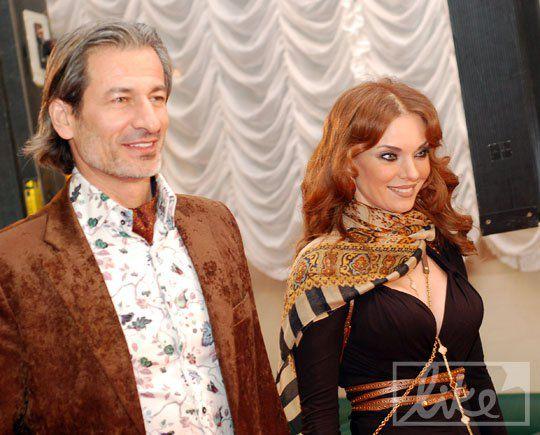 Мухтар Гусенгаджиев и Наталья Окунская