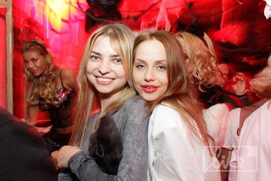Татьяна Воржева (справа)