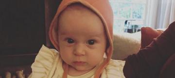 Хилари Дафф показала двухмесячную дочь