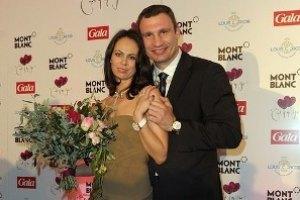 Кличко решил разделиться с женой