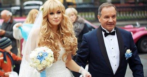 У Мишеля и Елены Терещенко родился сын