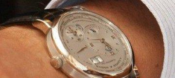 """""""Регионал"""" засветил часы за $60 тыс."""