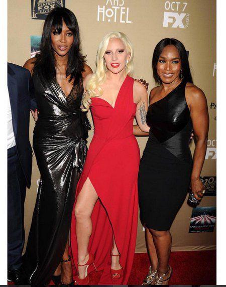 Звезды нового сезона - Кэмпбелл и Леди Гага