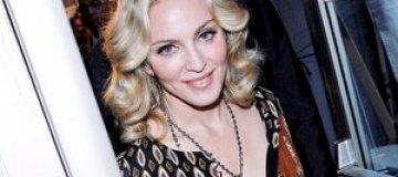 Автопарк Мадонны в Киеве будет стоить более $1 млн