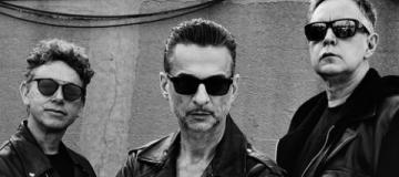 Легендарные Depeche Mode взорвали Киев