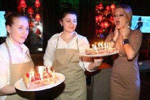 Ксения Бородина отметила 29-летие девичником